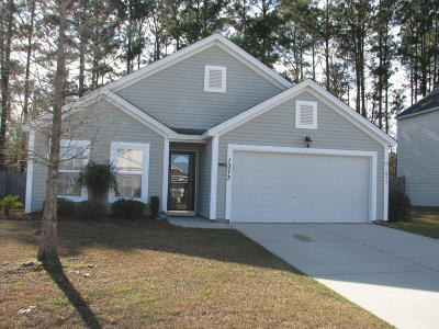 Ladson Single Family Home For Sale: 1073 Friartuck Trail