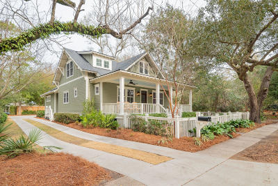 Mount Pleasant Single Family Home For Sale: 918 McCants Drive