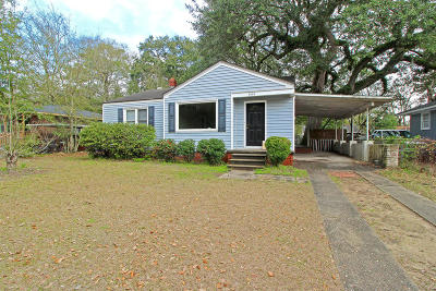 North Charleston Single Family Home For Sale: 5628 Meadow Avenue