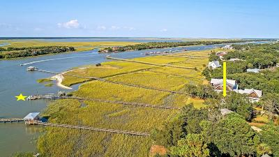 Isle Of Palms Residential Lots & Land For Sale: 1903 Waterway Boulevard