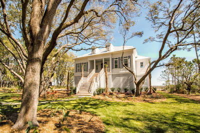 Charleston Single Family Home For Sale: 615 Parrot Point Drive