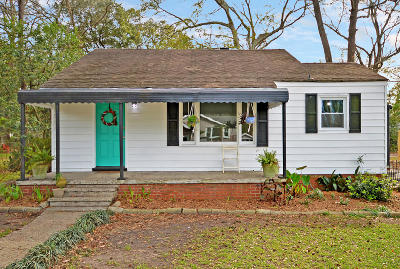 North Charleston Single Family Home For Sale: 1191 Sherwood Street
