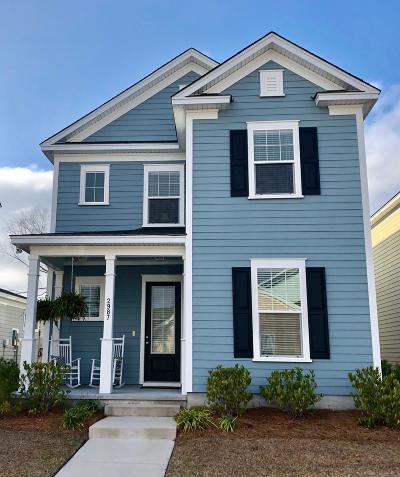 Johns Island Single Family Home For Sale: 2987 Sweetleaf Lane