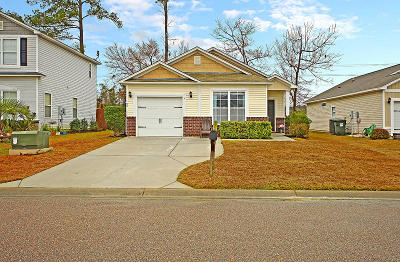 Summerville Single Family Home For Sale: 103 Deerpath Trail