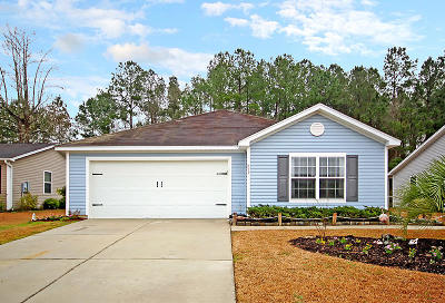 Summerville Single Family Home For Sale: 211 Austin Creek Ct