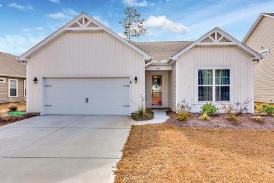 Johns Island Single Family Home For Sale: 1282 Hammrick Ln
