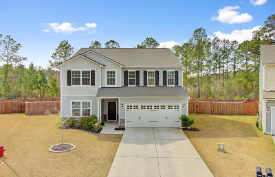 Summerville Single Family Home For Sale: 615 Bridgewater Court