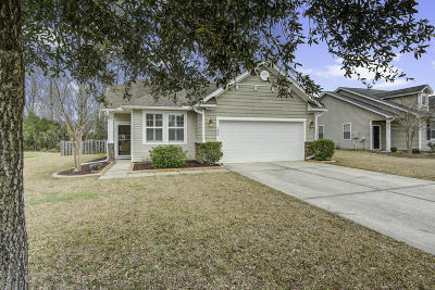Berkeley County Single Family Home For Sale: 1224 Woodsage Drive