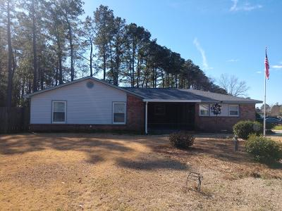 Ladson Single Family Home For Sale: 101 Barbara Drive