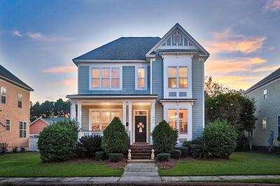 Summerville Single Family Home For Sale: 302 Hydrangea Street