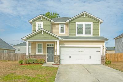 Moncks Corner Single Family Home For Sale: 206 Oglethorpe Circle