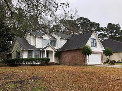 Goose Creek Single Family Home For Sale: 156 Winding Rock Road