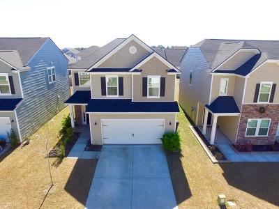 Moncks Corner Single Family Home For Sale: 177 Emerald Isle Drive