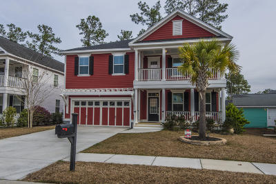 Summerville Single Family Home For Sale: 302 Pond Hill Court