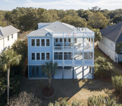 Isle Of Palms Single Family Home For Sale: 3305 Waterway Boulevard