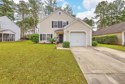 Summerville Single Family Home For Sale: 4849 Oak Leaf Road