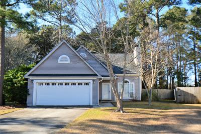 North Charleston Single Family Home For Sale: 8610 Heatherglen Court