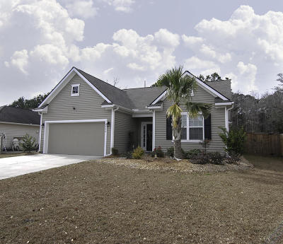 North Charleston Single Family Home For Sale: 7798 High Maple Circle