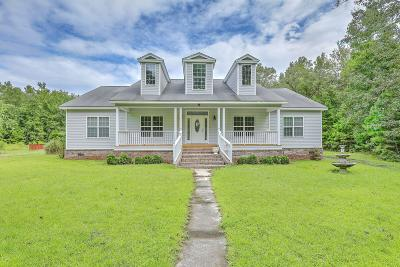 Ladson Single Family Home For Sale: 9431 Koester Road