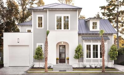 Mount Pleasant Single Family Home For Sale: 1139 Fulton Hall Lane