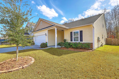Charleston Single Family Home For Sale: 2917 Glenarden Drive