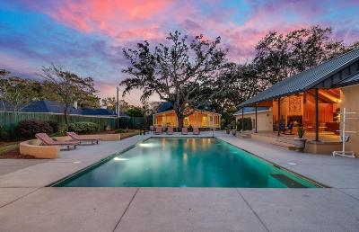Charleston Single Family Home Contingent: 1310 S Edgewater Drive