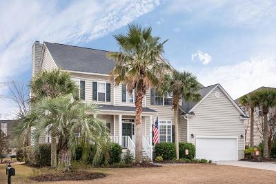 Mount Pleasant Single Family Home For Sale: 2792 Carolina Isle Drive