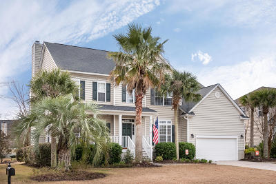 Charleston County Single Family Home For Sale: 2792 Carolina Isle Drive