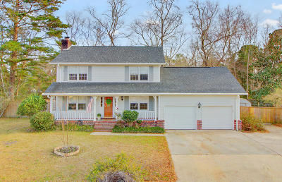 Summerville Single Family Home For Sale: 114 Mulberry