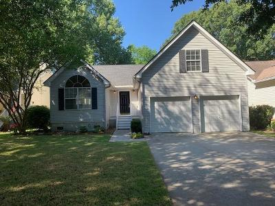 Charleston Single Family Home For Sale: 849 Harbor Place Drive