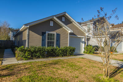 North Charleston Single Family Home For Sale: 8857 Arbor Glen Drive
