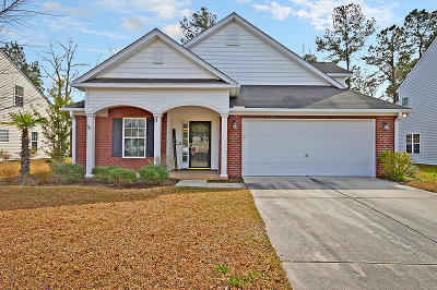 Summerville Single Family Home For Sale: 5110 Village Crier Lane