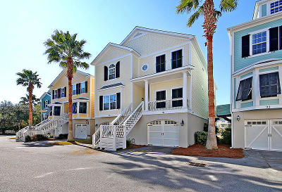 Folly Beach Attached For Sale: 89 W 2nd Street
