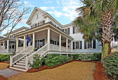 Charleston Single Family Home For Sale: 2460 Settlers Street