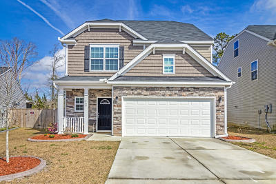 Moncks Corner Single Family Home For Sale: 169 Weeping Cypress Drive