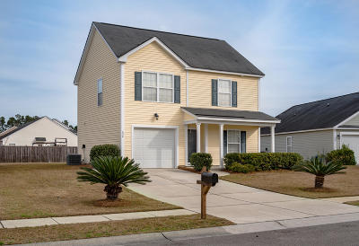 Berkeley County, Charleston County, Dorchester County Single Family Home For Sale: 624 Silver Moss Drive