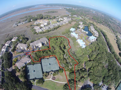 Johns Island SC Residential Lots & Land For Sale: $1,100,000