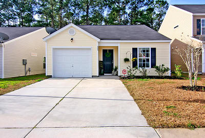 Summerville Single Family Home For Sale: 125 Coosawatchie Street