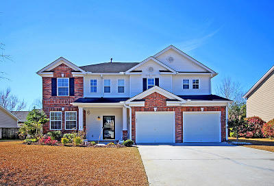 Hanahan Single Family Home For Sale: 1327 Song Sparrow Way