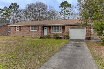 Summerville Single Family Home For Sale: 204 Cleveland Street