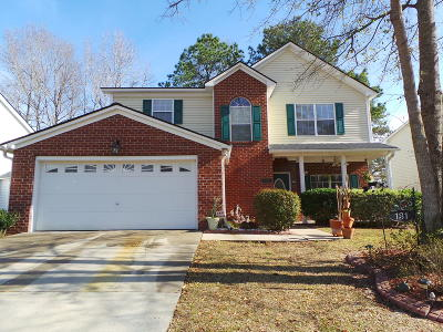 Goose Creek Single Family Home For Sale: 131 Guildford Drive