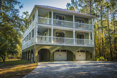 Mount Pleasant Single Family Home For Sale: 524 Commonwealth Road