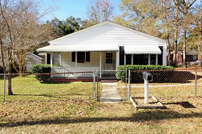 North Charleston Single Family Home For Sale: 5471 W Lakeland Drive