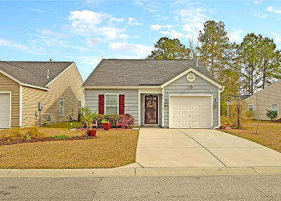 Summerville Single Family Home For Sale: 146 Coosawatchie St