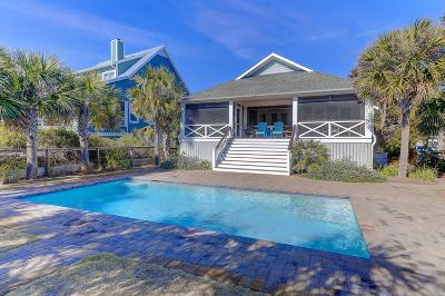 Isle Of Palms Single Family Home Contingent: 302 Charleston Boulevard