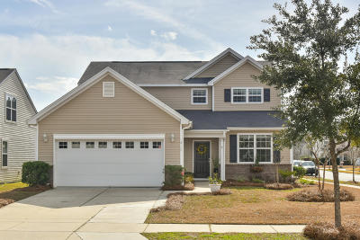 Charleston Single Family Home For Sale: 3165 Conservancy Lane