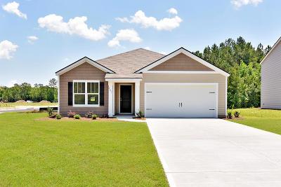 Berkeley County, Charleston County, Dorchester County Single Family Home For Sale: 595 Wayton Circle