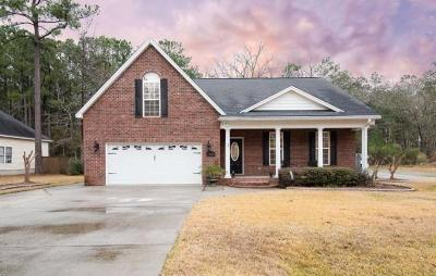 Berkeley County Single Family Home For Sale: 1400 British Drive