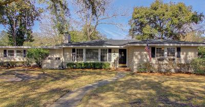 Charleston Single Family Home For Sale: 1150 Southgate Drive