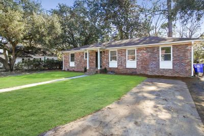 Charleston Single Family Home For Sale: 1215 Marvin Avenue